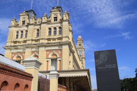 Museo de la Lingua Portuguesa