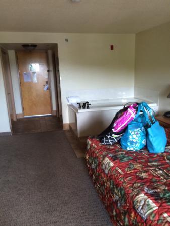 Spirit of the Smokies Condo Lodge: The room