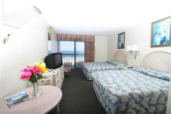 Ocean Plaza Motel Room 2