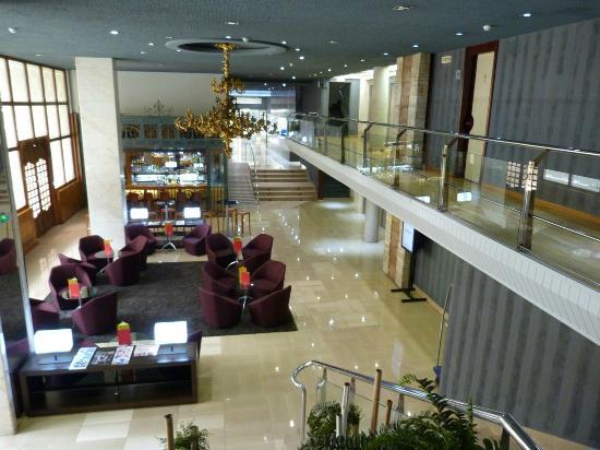 Chambre picture of hotel silken ramblas barcelona for Chambre hote barcelone