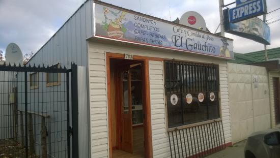 Cafe y Comida Al Paso El Gauchito