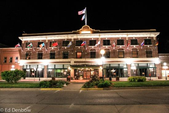 Hotel Pattee, Perry, USA - booking.com