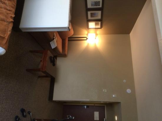Comfort Suites South: Sitting area