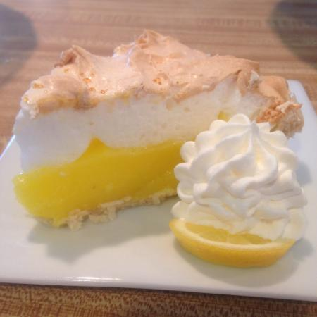 The Bradford Eatery and Bakeshop: Lemon merengue