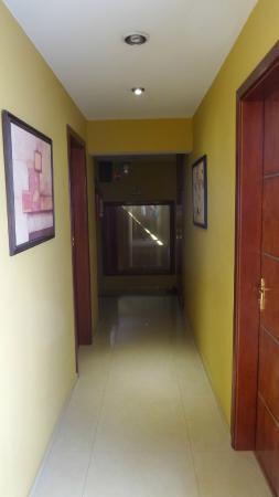 هوتل إيبيريا: Segndo andar