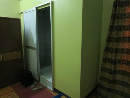 Meramees Hostel: Bathroom