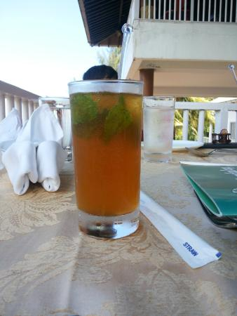 Mandalay Restaurant: ice tea