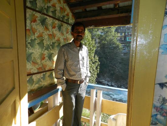 Hotel Beas (HPTDC) : river view