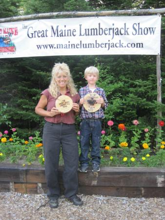 Ellsworth, Maine: We adore our young fans, this is a 2 time contest winner!