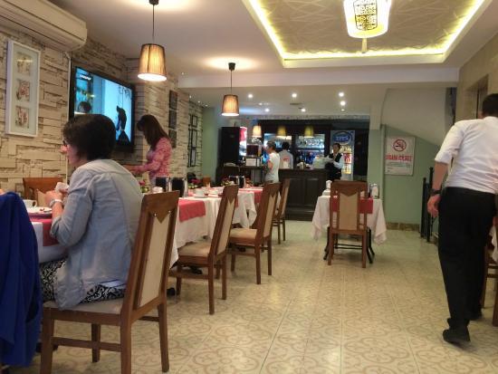 Raymond Blue Hotel : Comedor