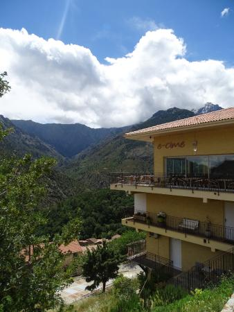 Auberge E-Cime: Beautiful Asco valley