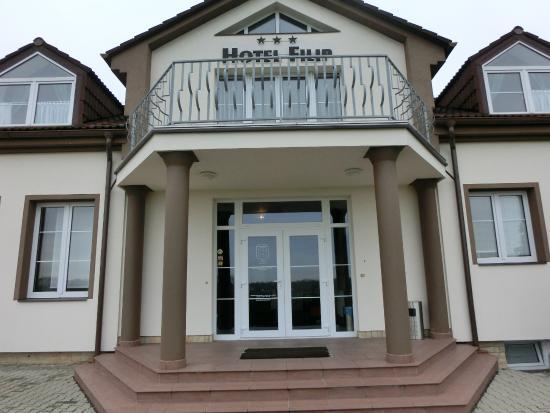 Hotel Filip: Budova hotelu