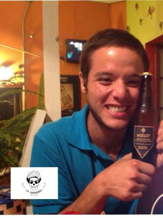 Bagel Cafetin: ❤️#LaSanturrona #Gastropub #Guanajuato