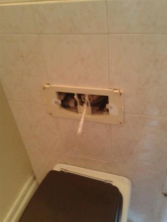 Hotel Souvenir: Toilette