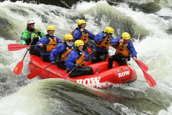 Lochsa River Rafting - ROW: Therapy on the Lochsa