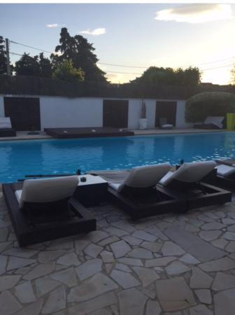 Villa Ragazzi: Piscine