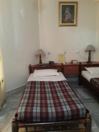 Iskcon, Hare Krishna Complex: Room