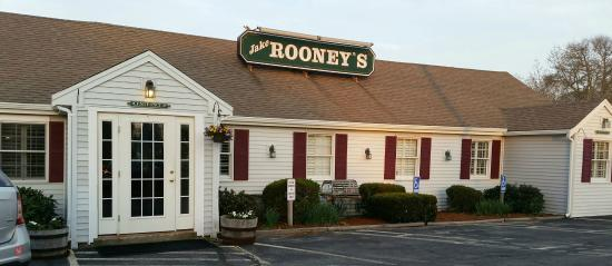 Jake Rooney's