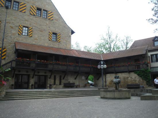 Top Herzogskelter Heilbronn: Отель