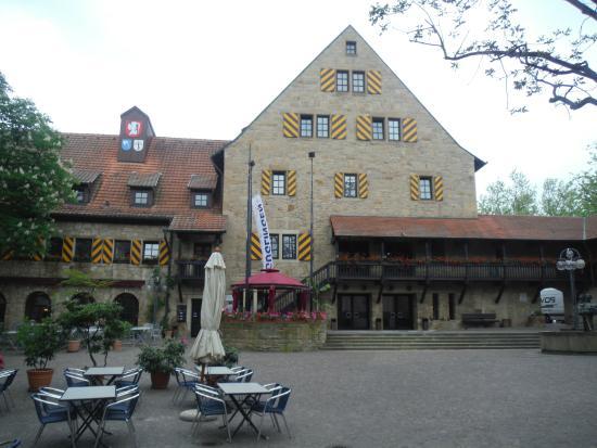 Top Herzogskelter Heilbronn: Двор