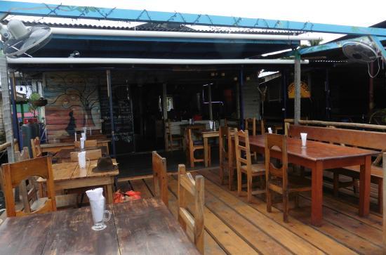 Maracuya Restaurant: MESAS