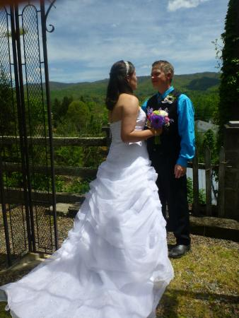 Prospect Hill Bed & Breakfast Inn: Wedding Garden