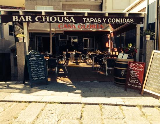 Barato Opiniones De Viajeros Sobre Bar Chouza Combarro