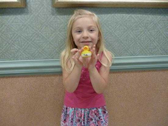 Comfort Inn Roanoke Airport: Everyone loves our Duckies