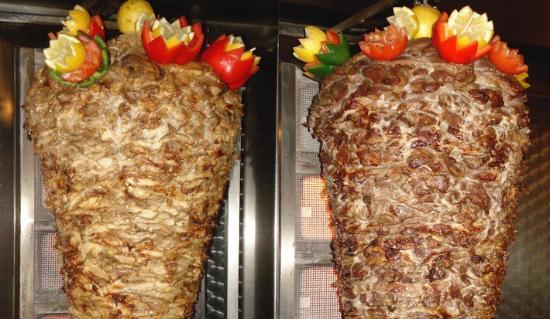 Ya Sham Lebanese Restaurant Food London