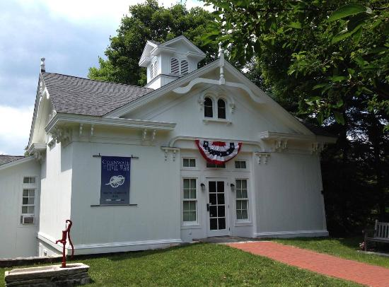 ‪Cornwall Historical Society‬