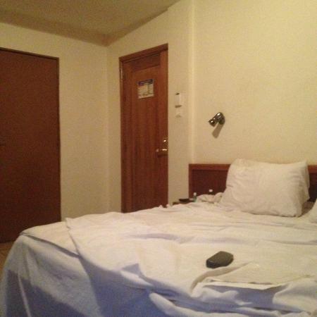 Pacific Hôtel : room