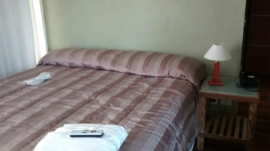 Tres Pircas Hotel & Spa: Tamaño de la habitación