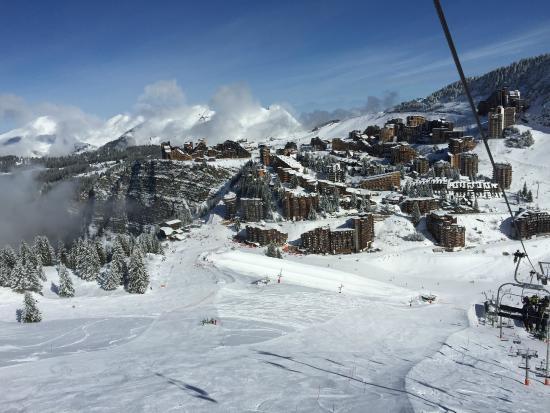 Avoriaz Ski Resort: Avoriaz
