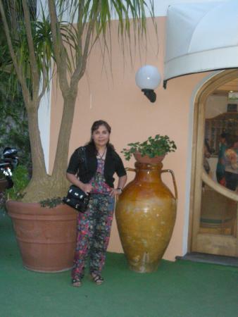 Hotel Terme La Pergola: Relajante!!!