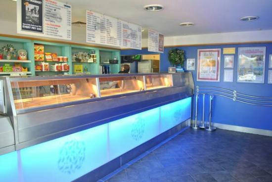 Land Sea Fish Chip Shop Polmont Menu Prices Restaurant Reviews Tripadvisor