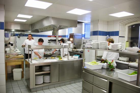 Ach, Österrike: Küche