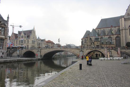 Puente de San Miguel: St. Michael's Bridge