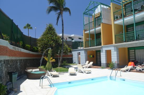 Apartamentos Judoca Beach : site hotelier