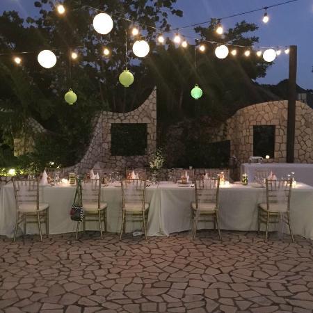 Rockhouse Hotel Our Wedding Reception E 3