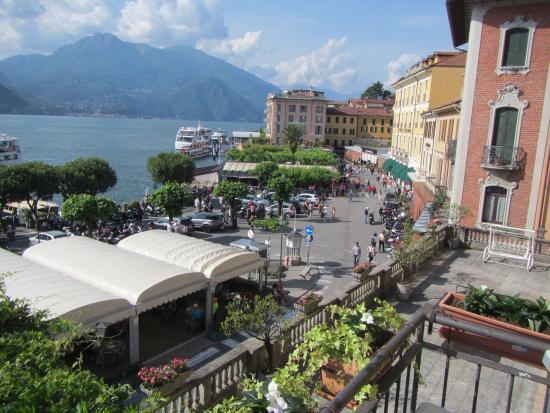 Il Sogno Bellagio: View from porch