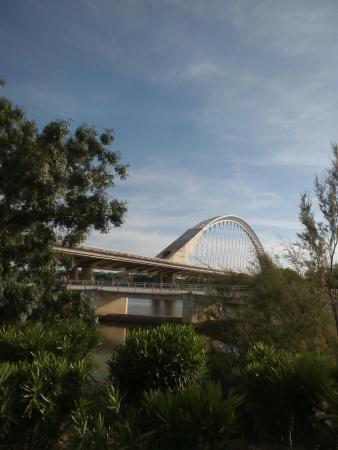 Puente de Lusitania: Puente Lusitania