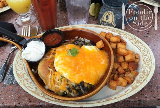 Huevos Rancheros - Picture of Another Broken Egg Cafe ...