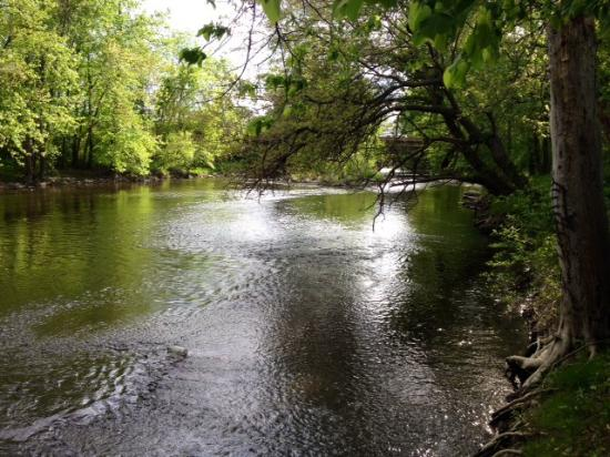 Fishkill Creek at Sarah Taylor Park