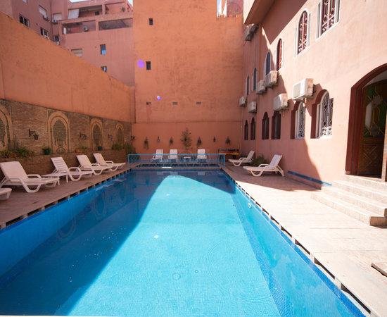 Moroccan House Hotel, hôtels à Marrakech