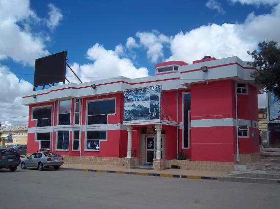 Villazon, Βολιβία: Fachada del Museo