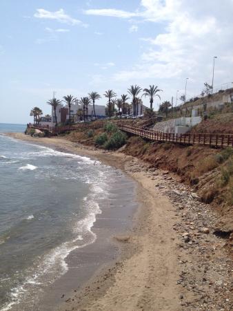 Playa de Calahonda: Boardwalk riviera to mijas