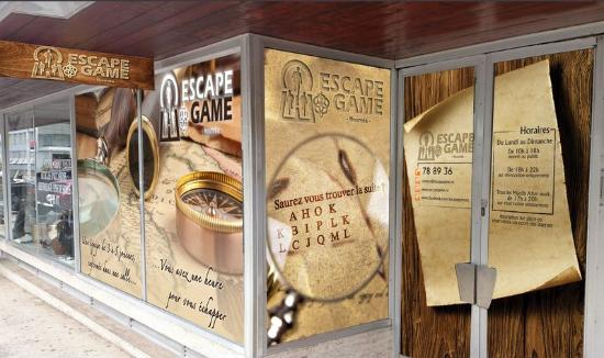 ‪Escape Game Nouméa‬