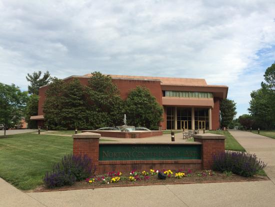 Center College's Norton Center for the Arts