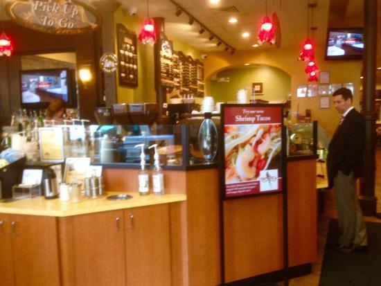 Serda's Coffee Co: Interior of Serda on Royal Street in downtown Mobile