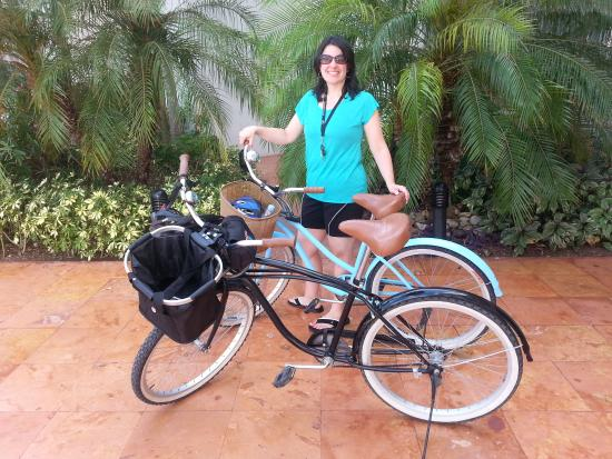 Hola Bike Rental: Just got our bikes!